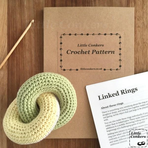 Crochet pattern by Little Conkers