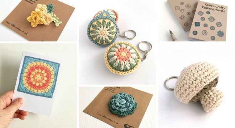 A selection of small gifts by Little Conkers