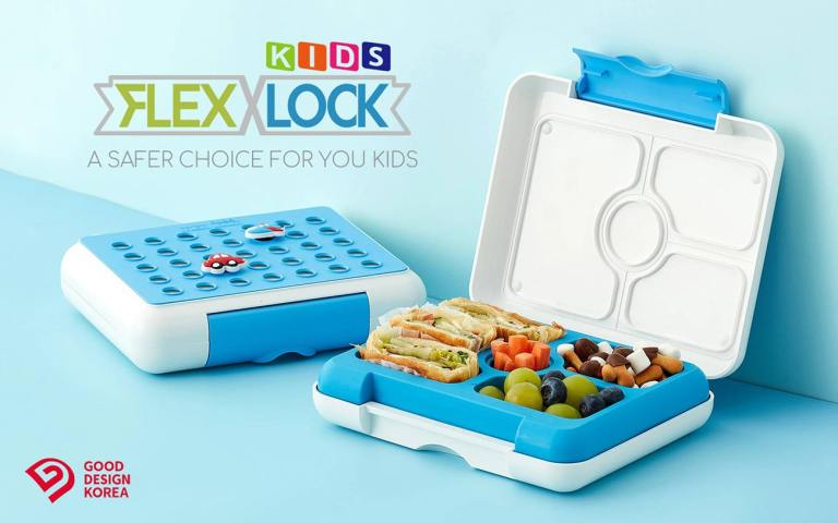 Flexlock lunchbox