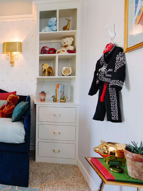 transitional boys bedroom