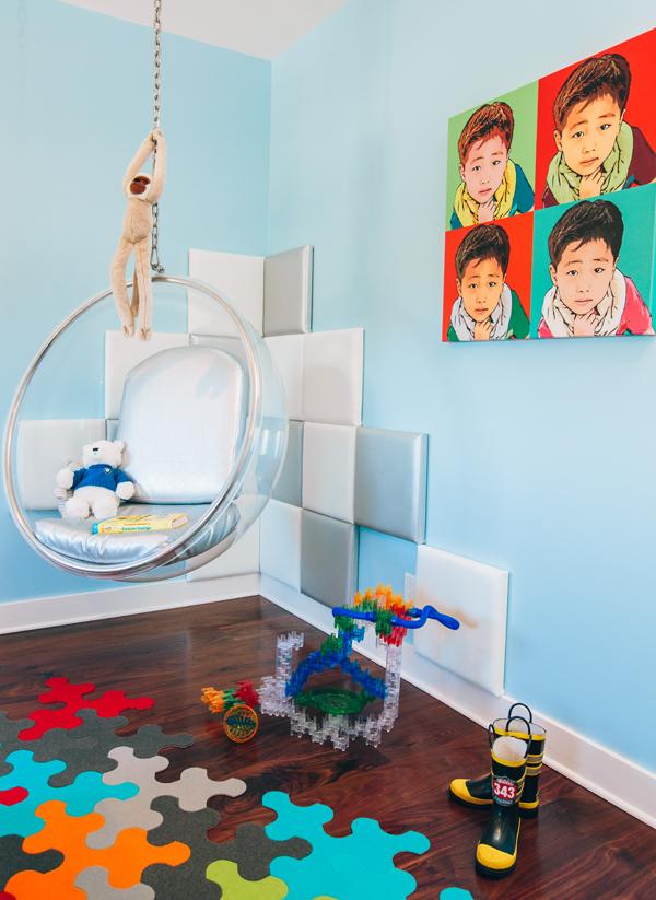 Modern Pop Art For Kids Little Crown Interiors