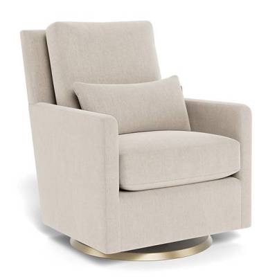 Modern Nursery Glider, Neutral