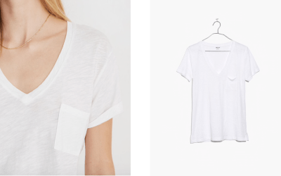 Little Crown for Grown-Ups: My Favorite White Tee, and More!