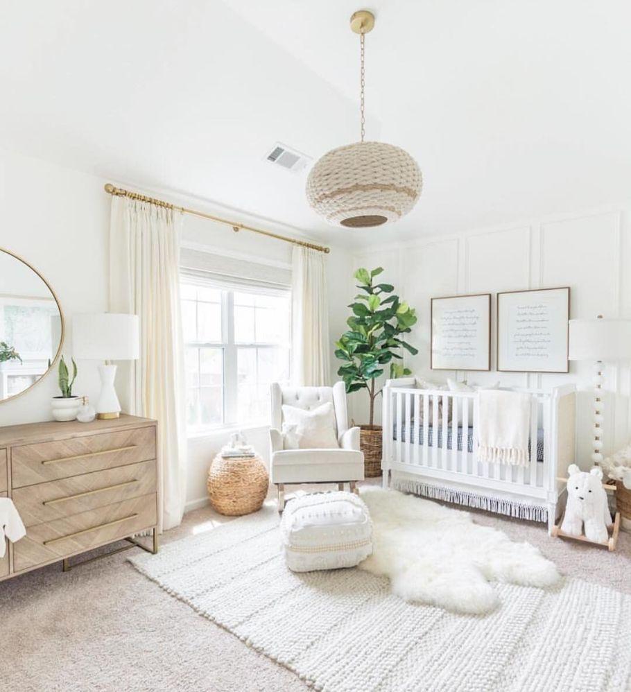 Nursery Trends of 2019: Neutral Nursery