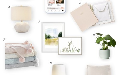 How to Create a Calming & Mindful Nursery Design