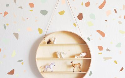 How to use Terrazzo in Your Nursery Design