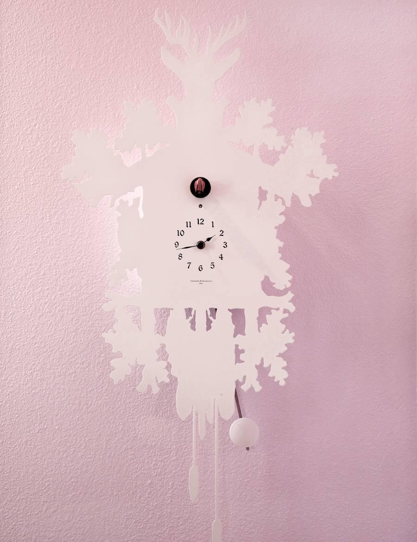 Glam Hot Pink Nursery Design