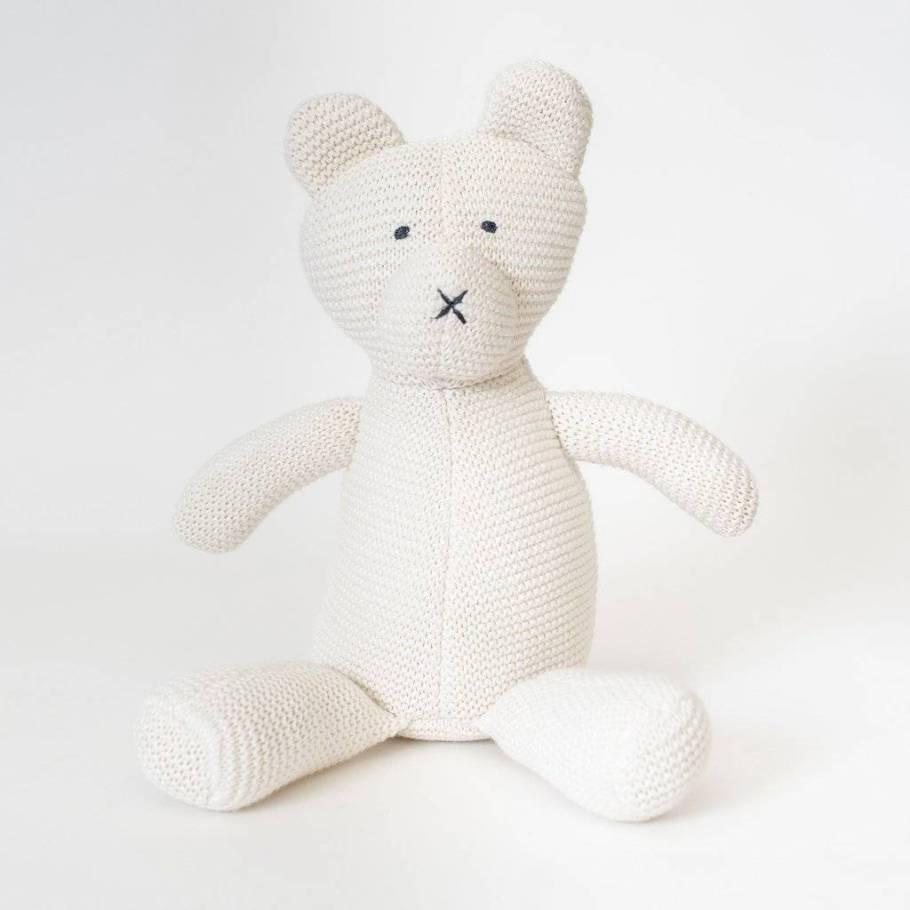 Organic Baby Bear Toy