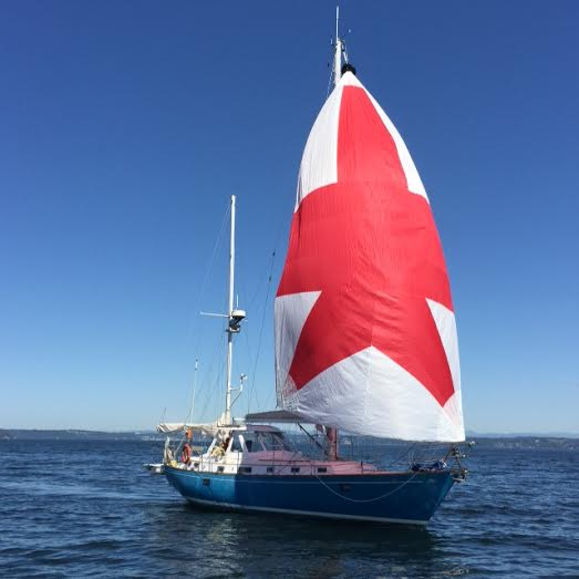 Thanks for the great photo, S/V Elsa!