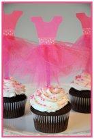 Ballet Cupcake 3