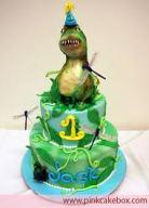 Boy Cake 1