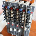 Neve 542 Channel Knobs