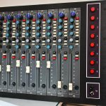 Neve 34128 rack of eight complete and ready for service
