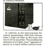 AKG BX25E Advertisement