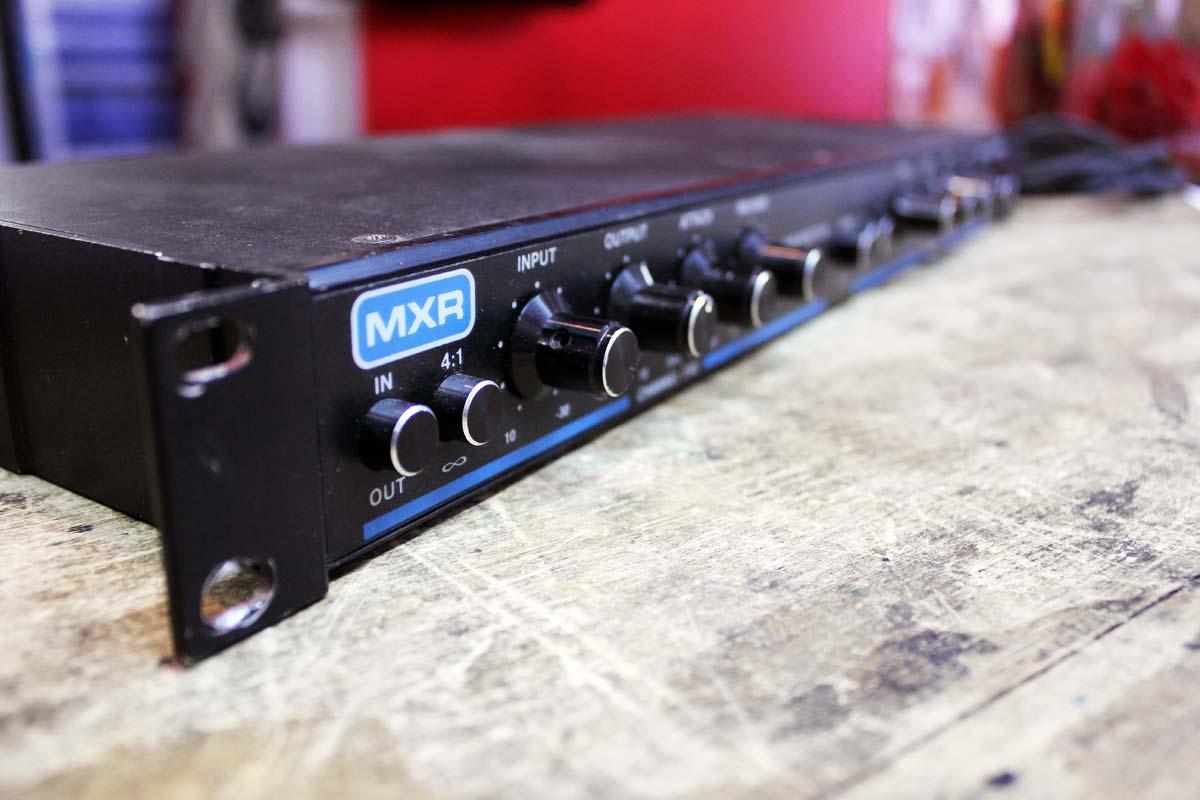 MXR 136 Dual Limiter