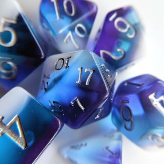 Birthday Gemstone Dice