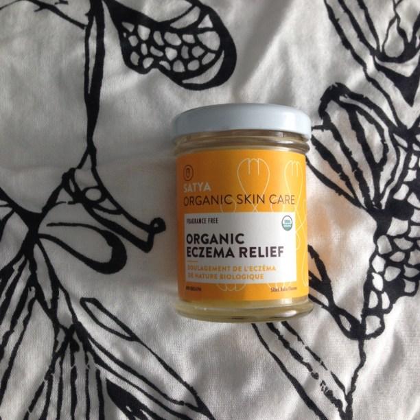 Organic Eczema Relief