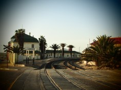 Lüderitz Train Station