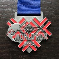 Wing for Life Medal