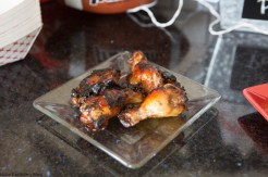 Buffalo wings are the perfect foot for football watching parties!