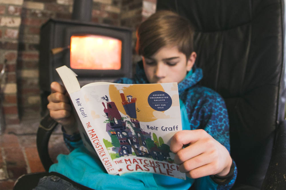 Matchstick Castle {Book Review}