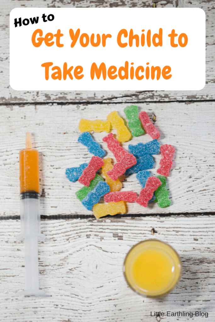 Tips on how to get your child to take medicine.