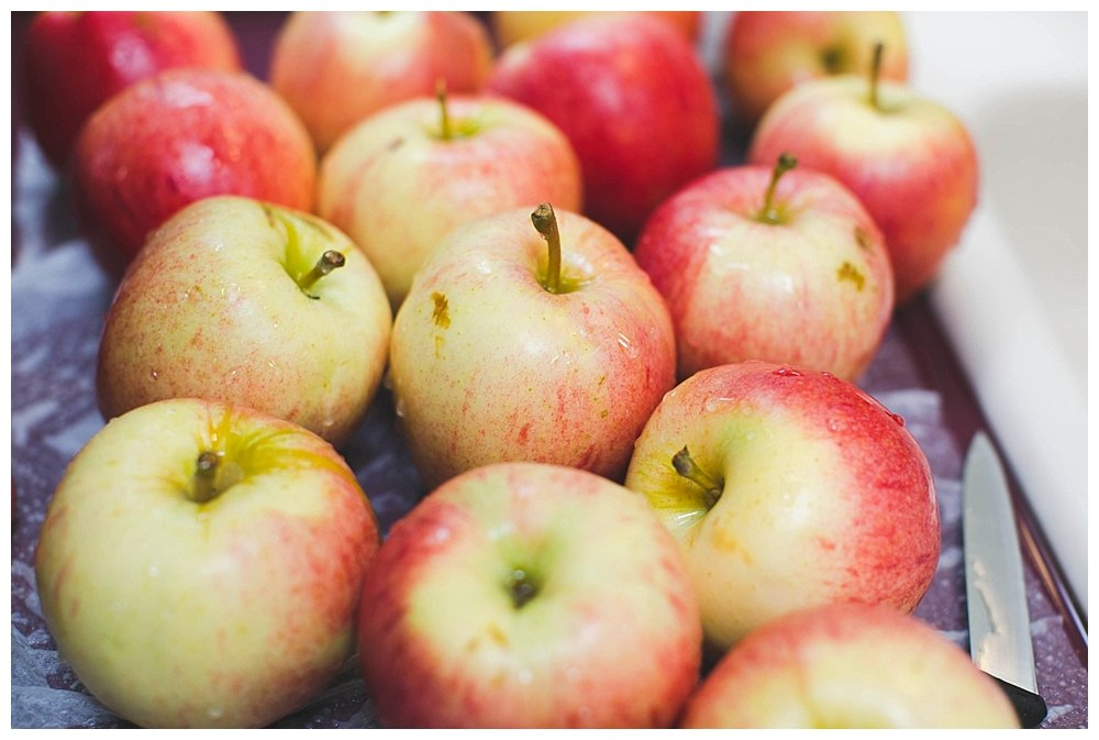 Tasting Apples, Making Instant Pot Applesauce {PNW Homeschool}