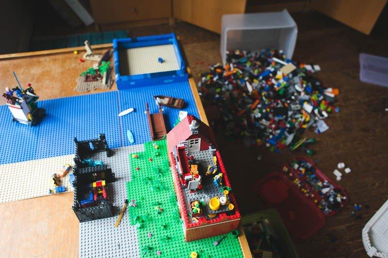 Okroo lego storage bag review.