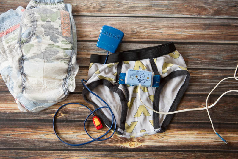 Do Bedwetting Alarms Work? Bedwetting Solutions.