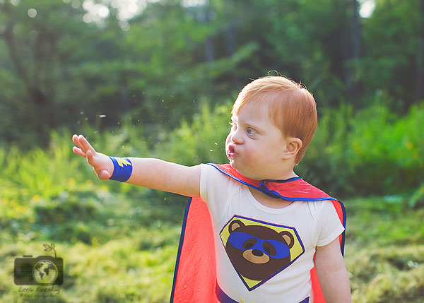 the superhero project, super hero, special needs, special needs photography, down syndrome, down syndrome photography, boy with down syndrome, bellingham photographer, bellingham special needs photographer