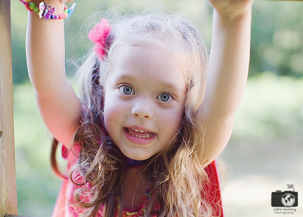 The Superhero Project: Mila. Bellingham Special Needs Photography.