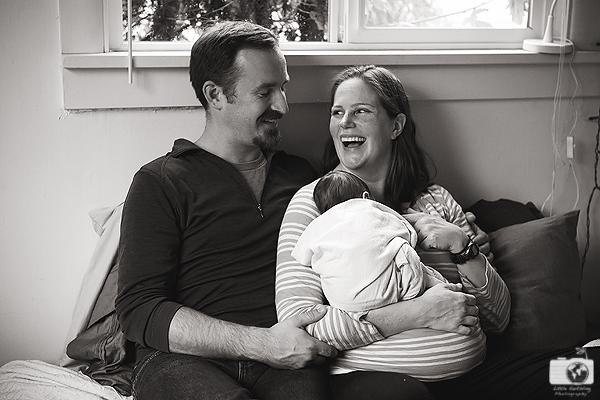 Bellingham newborn photographer Renee Bergeron Little Earthing Photography