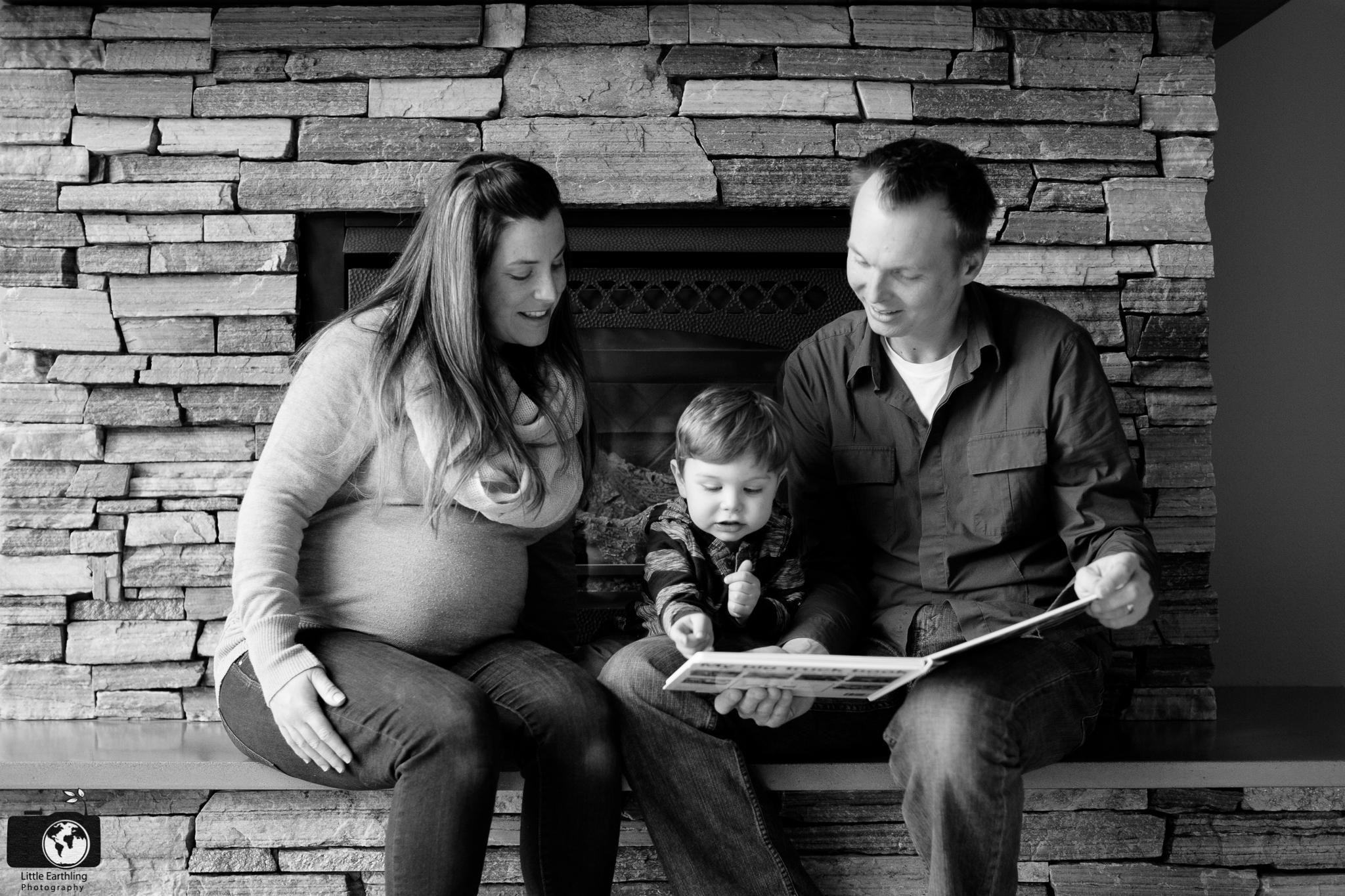 Dana {Bellingham Maternity Photographer}