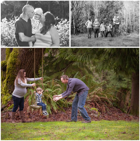 maternity photos bellingham washington