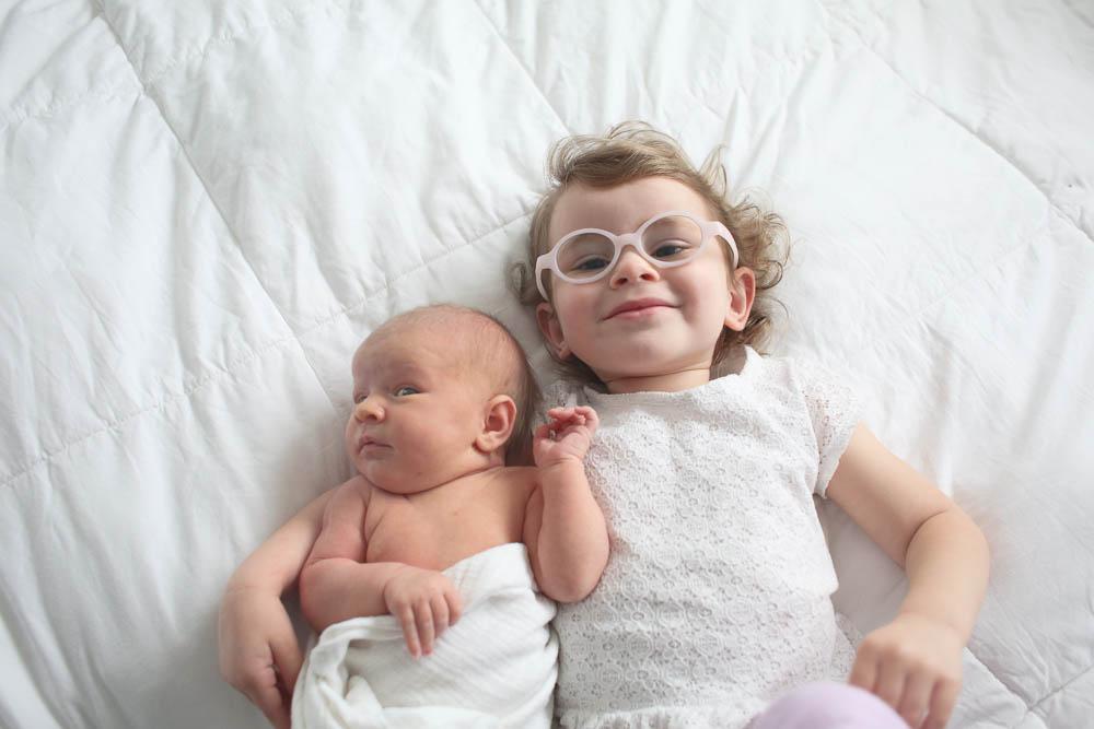 Bellingham family and newborn photographer Renee Bergeron captures life naturally.