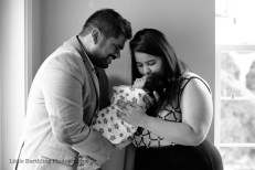 Siya was the perfect baby model for our newborn session. Renee Bergeron Little Earthling Photography. Bellingham newborn photographer.