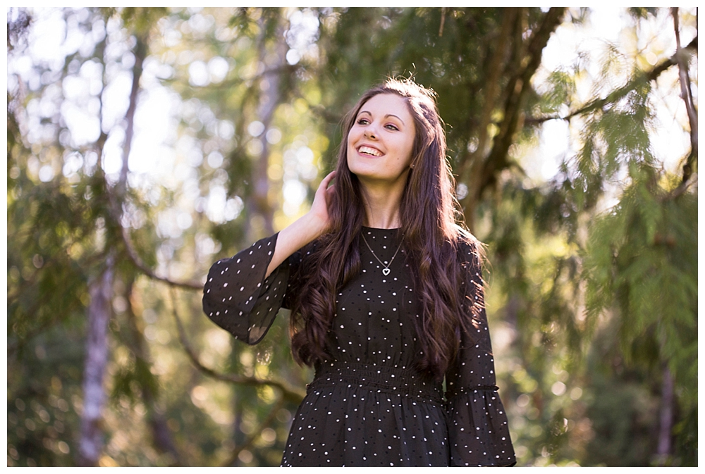 Senior Photos by Bellingham photographer Renee Bergeron