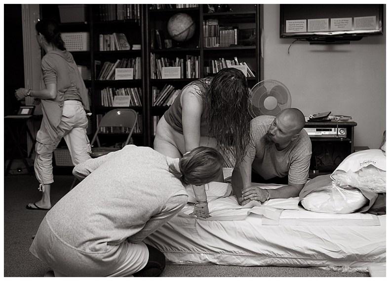 Homebirth in Lynden, Washington