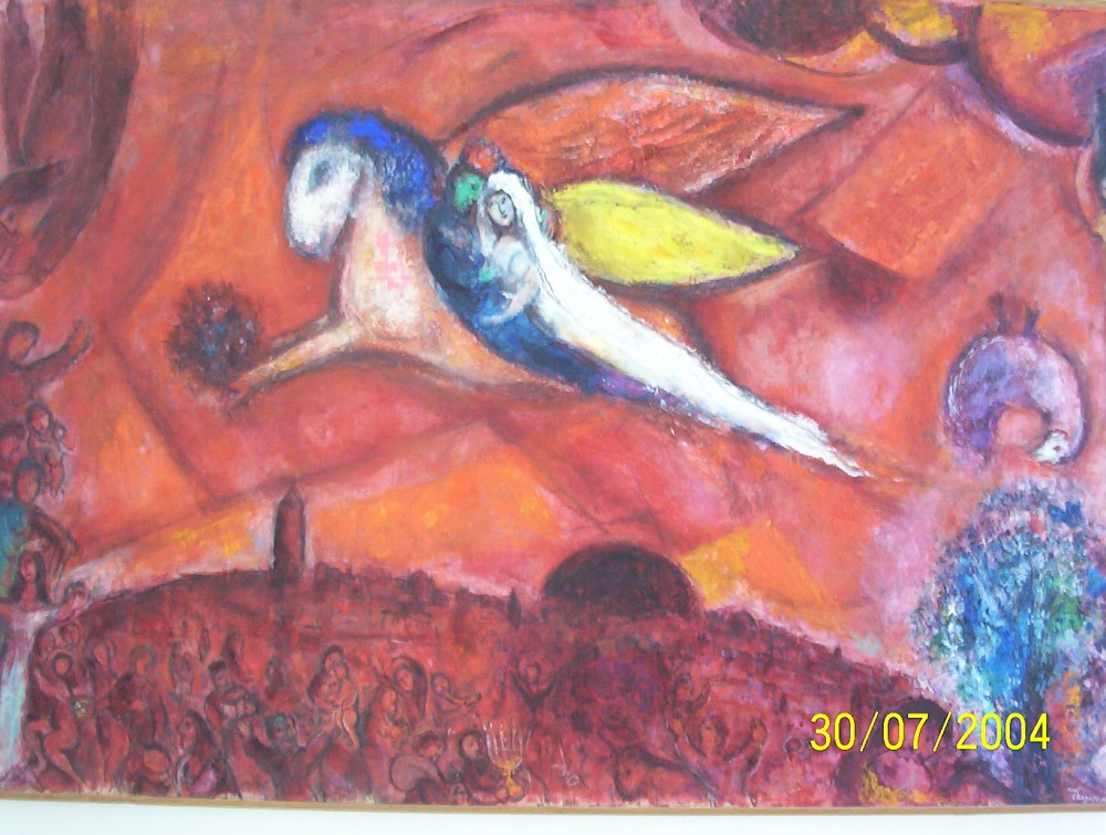 Chagall painting: photos! (1/3)
