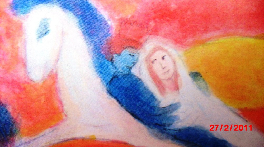 Chagall painting: photos! (3/3)