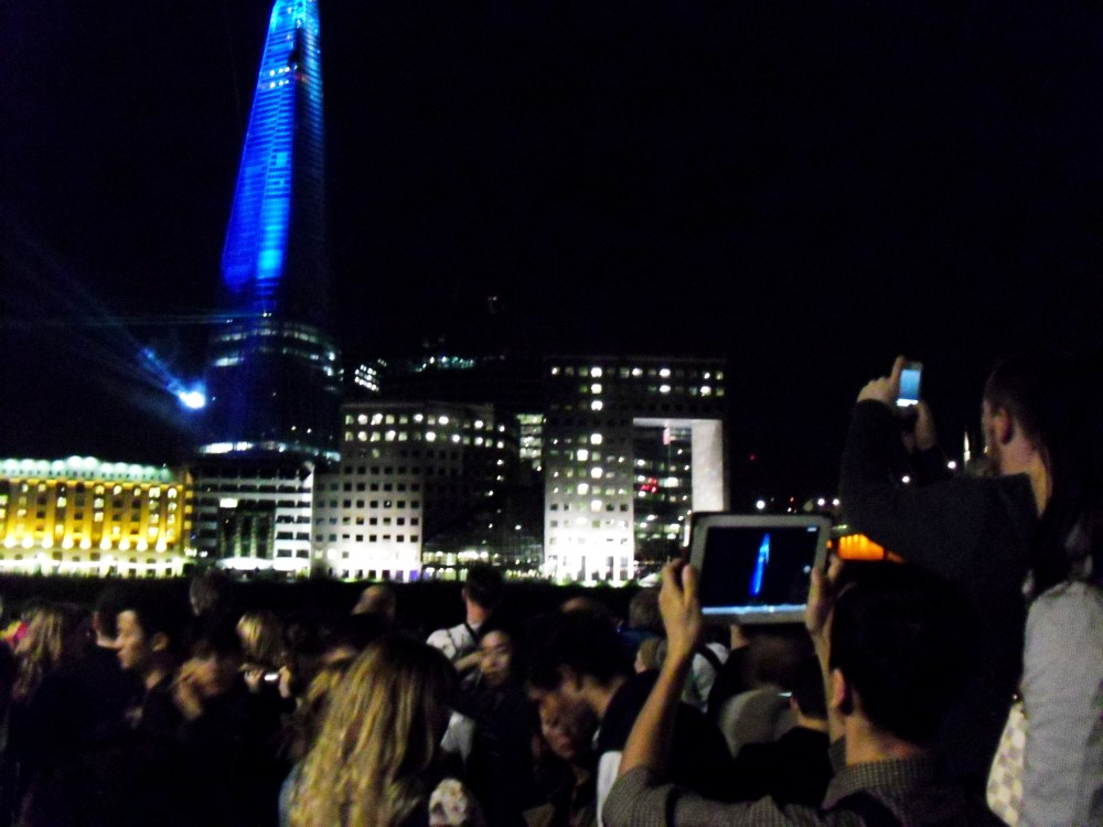 The Shard 2012: the Opening (3/6)