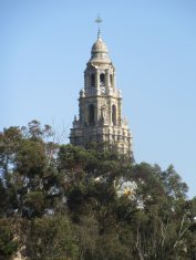 California Tower at San Diego Zoo