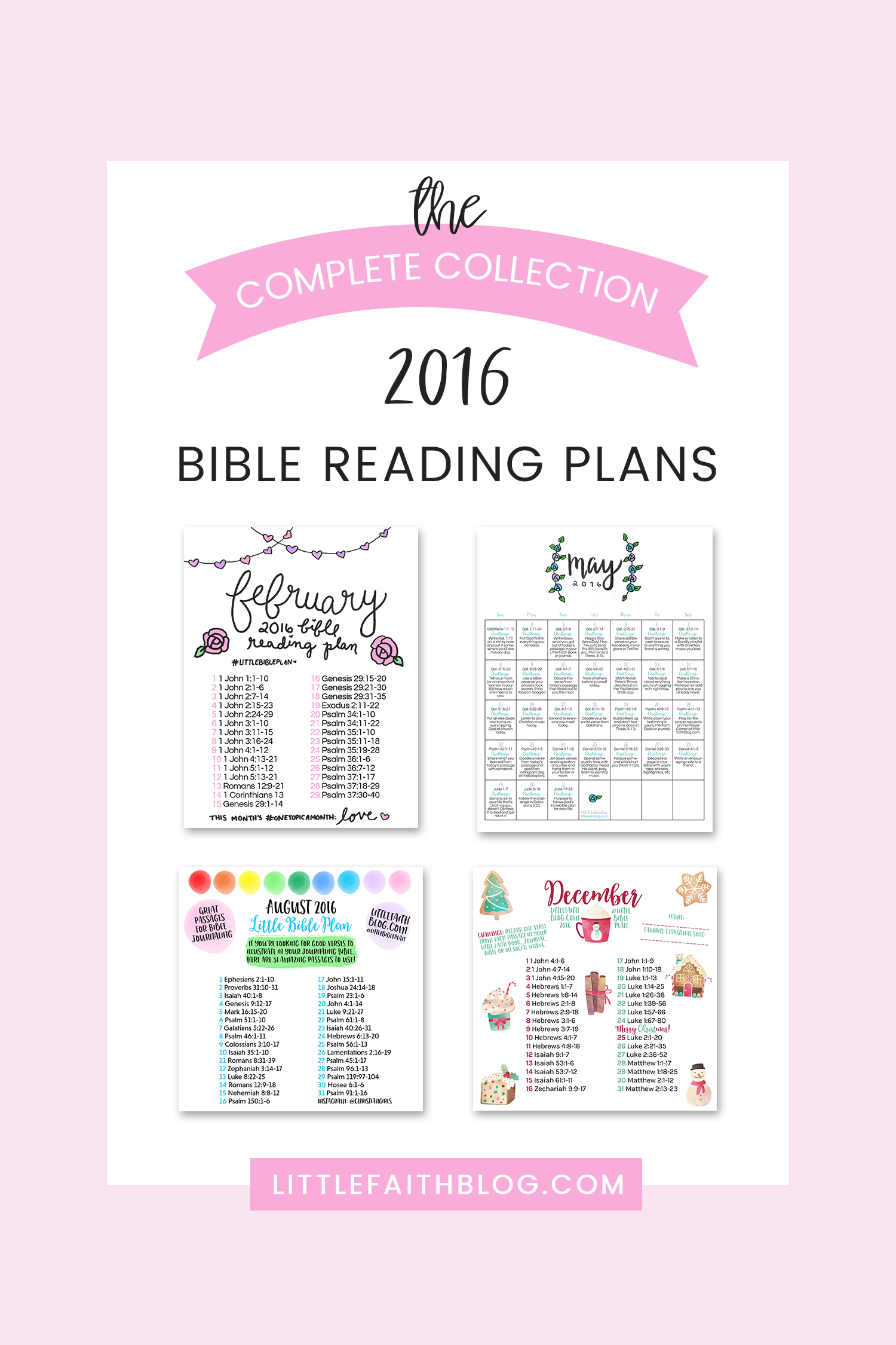 picture regarding Printable Bible Reading Plan for Beginners named The In depth Range: 2016 Bible Looking at Strategies Tiny