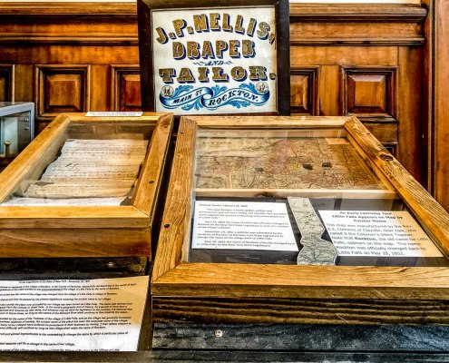 Rockton Exhibit | Little Falls Historical Society | Little Falls, NY