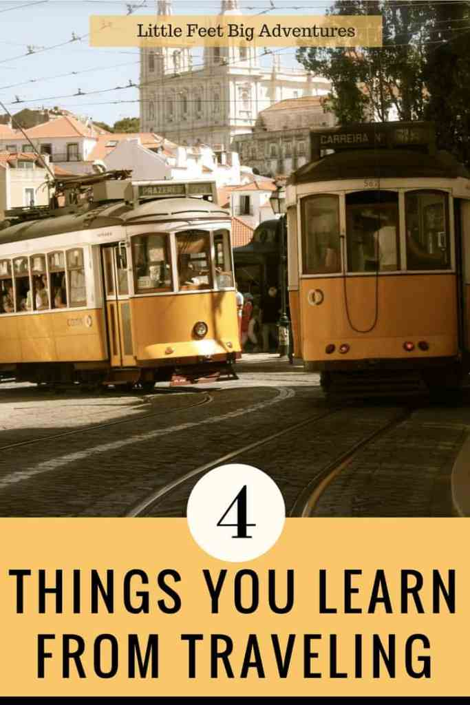 There are so many wonderful things we learn from travel. Here are three things you learn from travel.