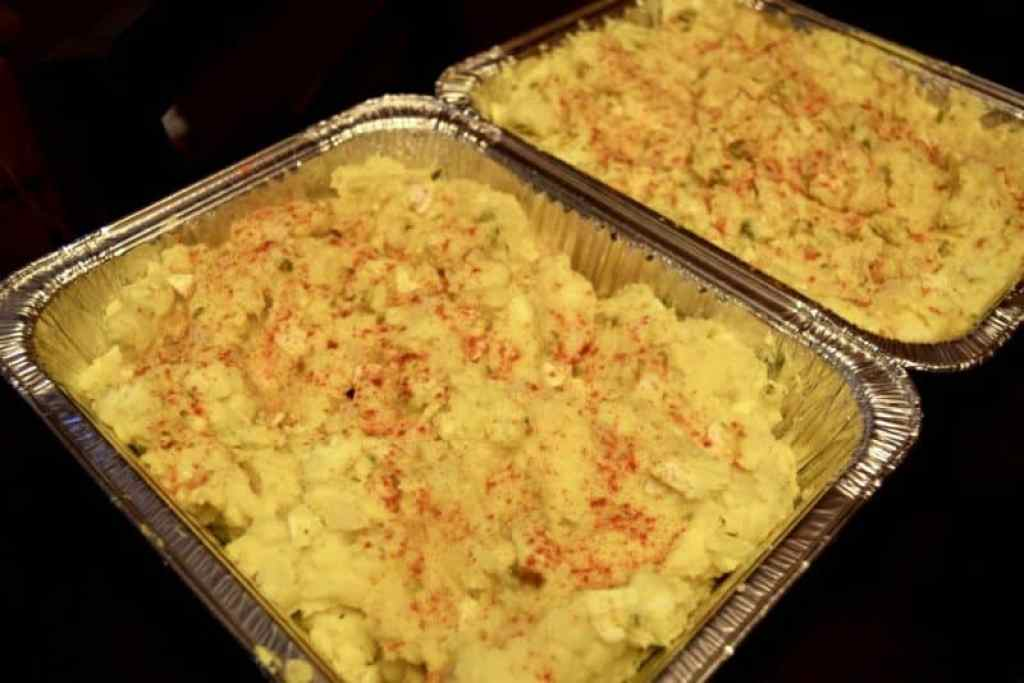 Texas Southern Potato Salad Recipe