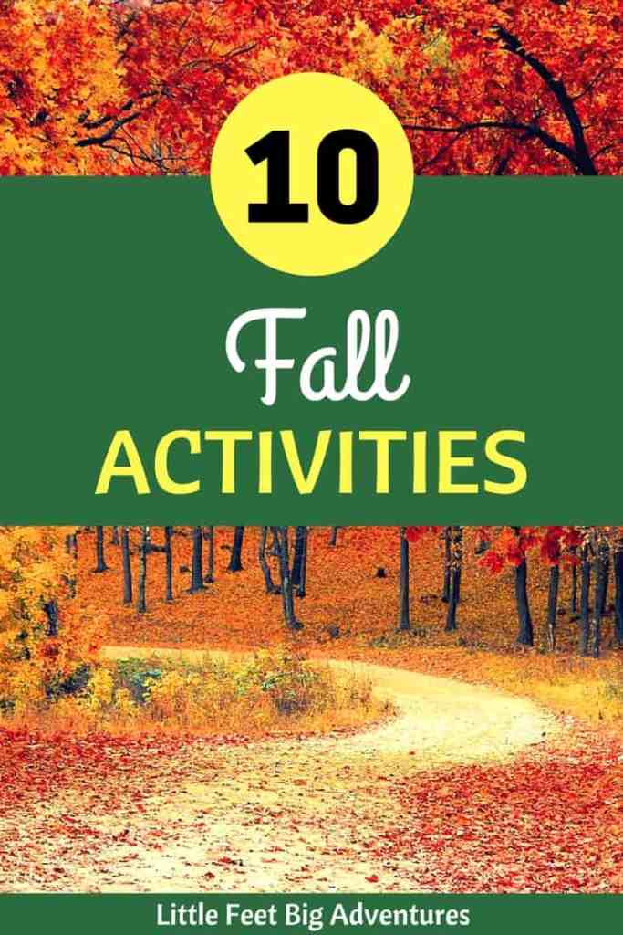 outdoor fall activities