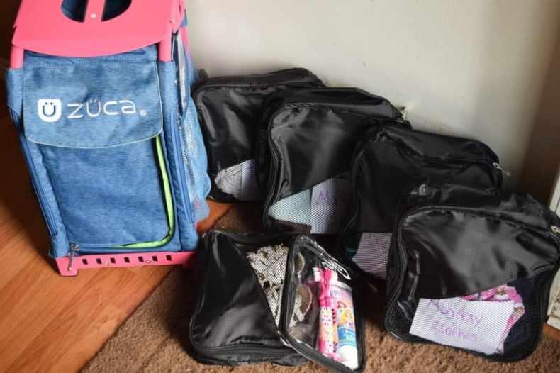 organized travel; problem solved