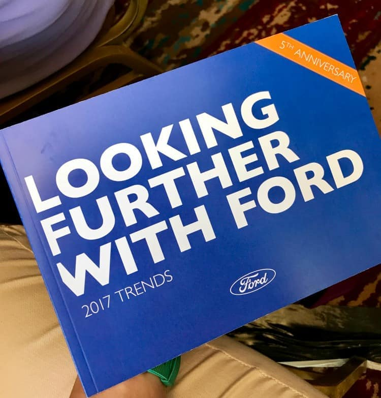 Looking further with Ford. There are many reasons why I'm impressed by Ford.