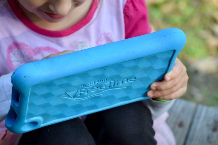 The ideal tablet for kids. Very kid-friendly.